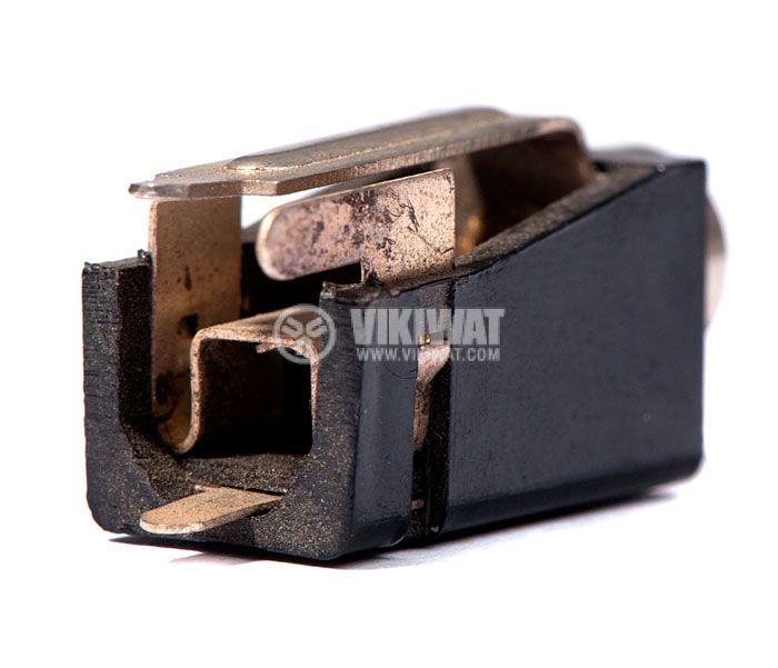 Конектор, 2.5mm, моно, F - 2