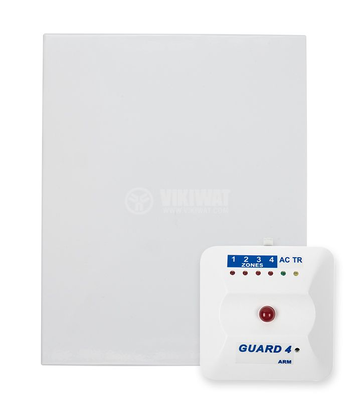 Security alarm system-central GUARD4, 220VAC - 5