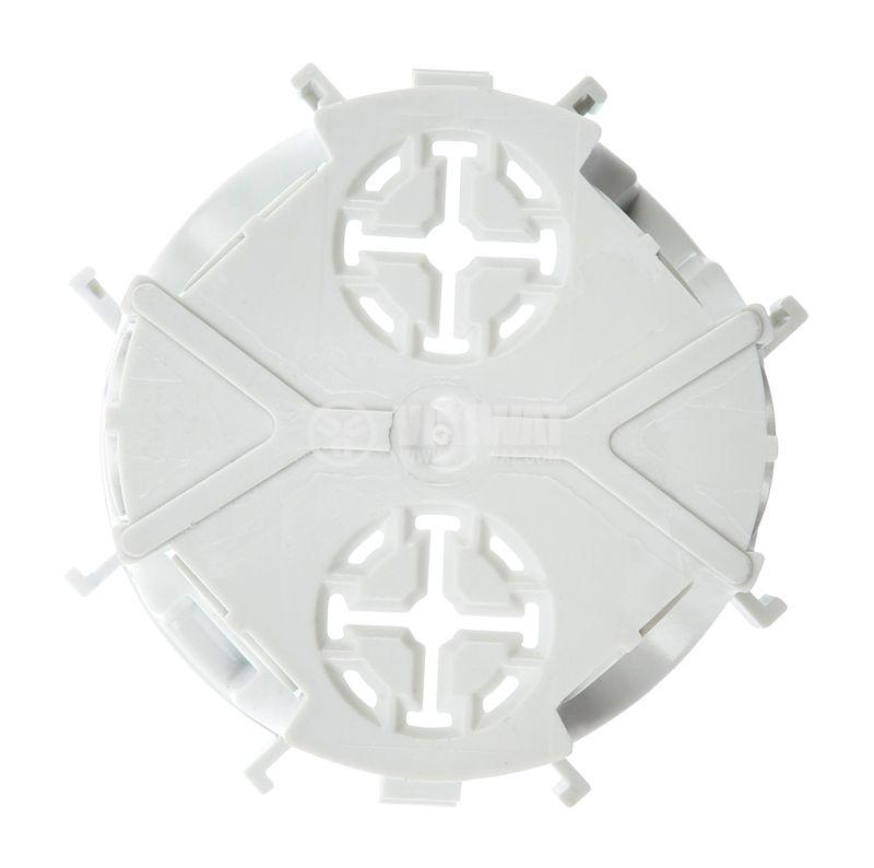 Конзола KP 67/3, единична, за вграждане в стени с мазилка - 3