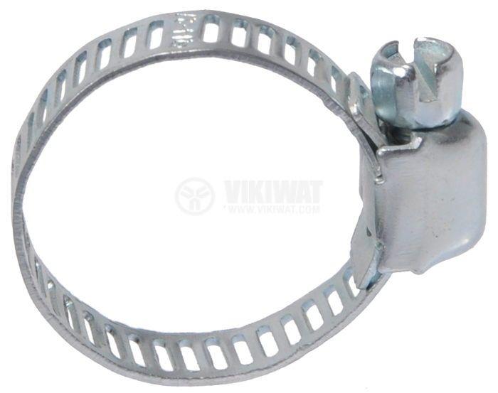 Hose clamp 14-27mm