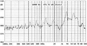 Пиезо зумер, KPR-G2313, 12Vp-p, 80dB, 4кHz, Ф23x4.2mm, без генератор - 3