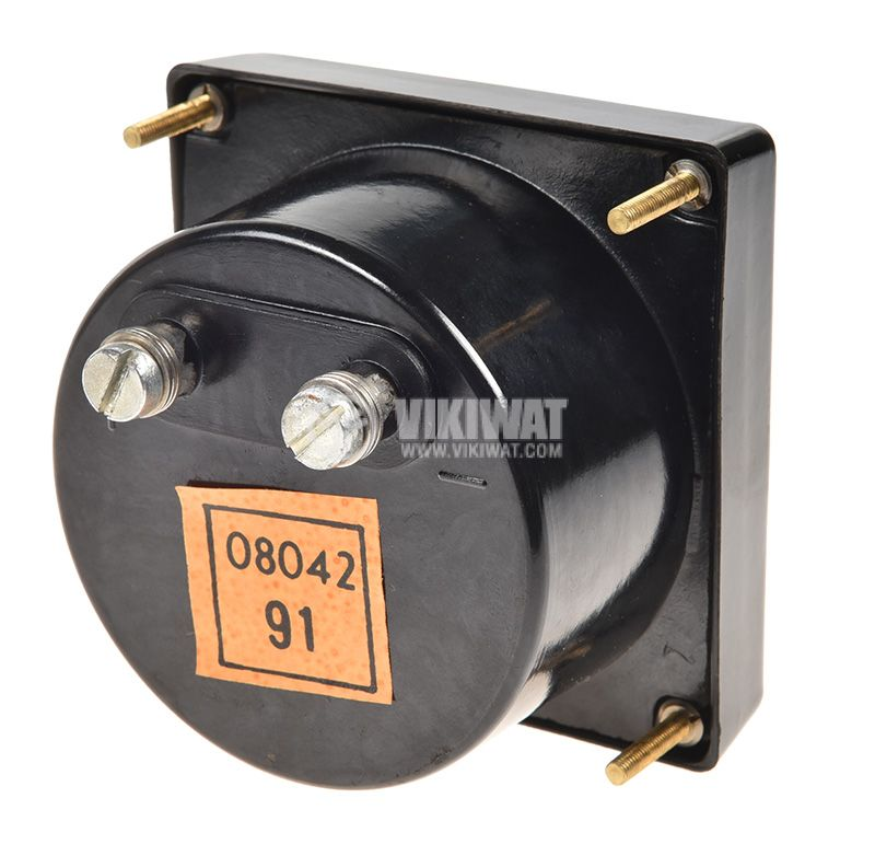 Амперметър, 60 A, DC, 4M32 с външен шунт 60 mV - 2