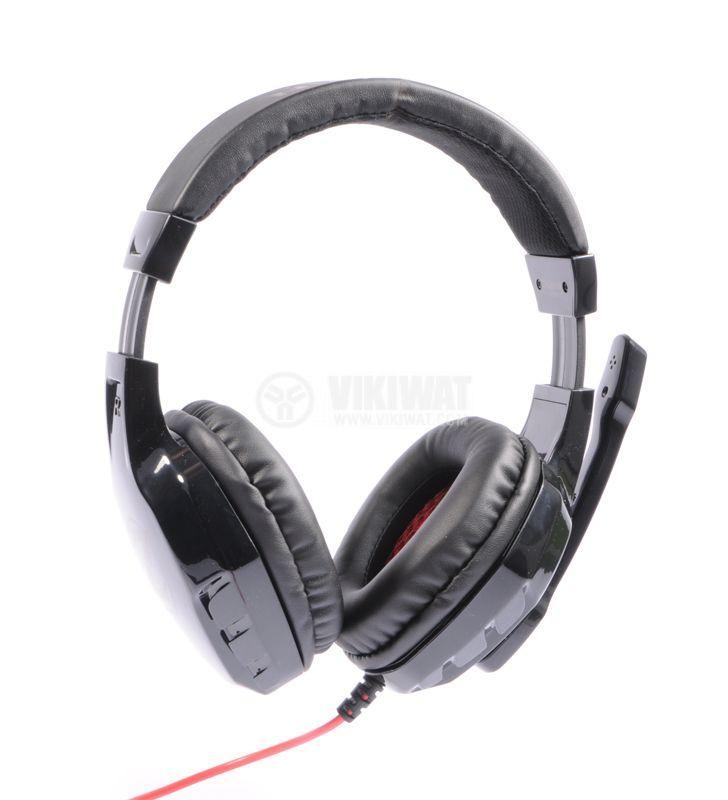 Zalman HPS300 stereo gaming headset - 2
