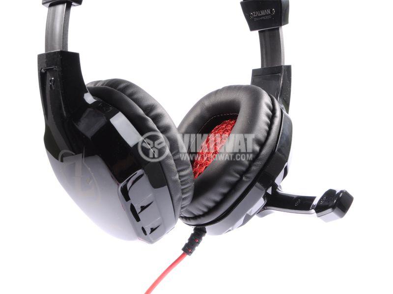 Zalman HPS300 stereo gaming headset - 3