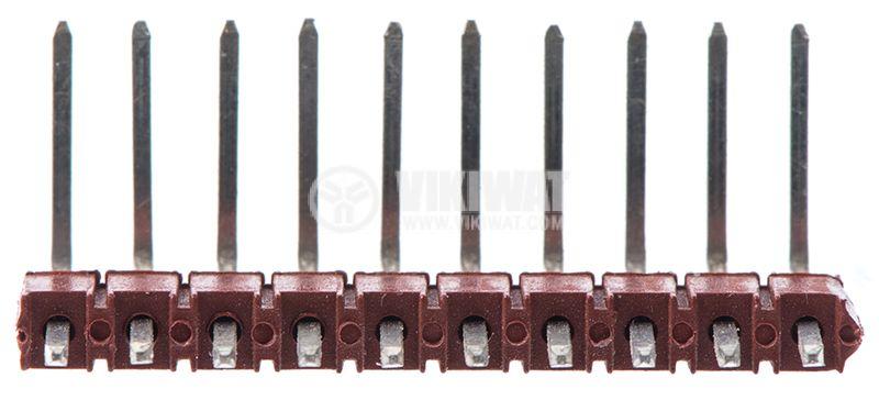 Pin header 10 pins - 2