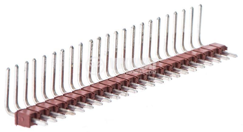 Pin header 23 pins 55mm - 1