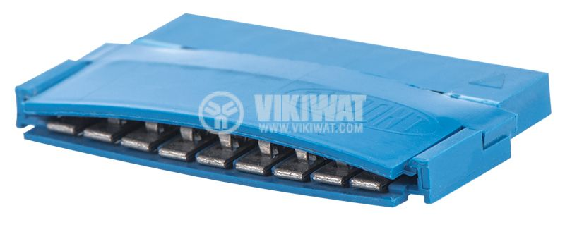 Connector female, 9pin, 0.75mm2 - 4