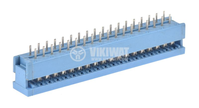 Strip cable connector, 36 pins - 1