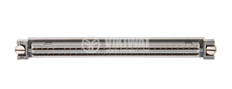 Мъжки конектор, PCB терминален блок, 3mm, 58pin - 3