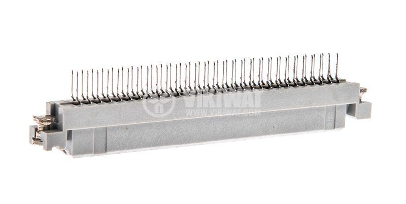 Мъжки конектор, PCB терминален блок, 3mm, 58pin - 1
