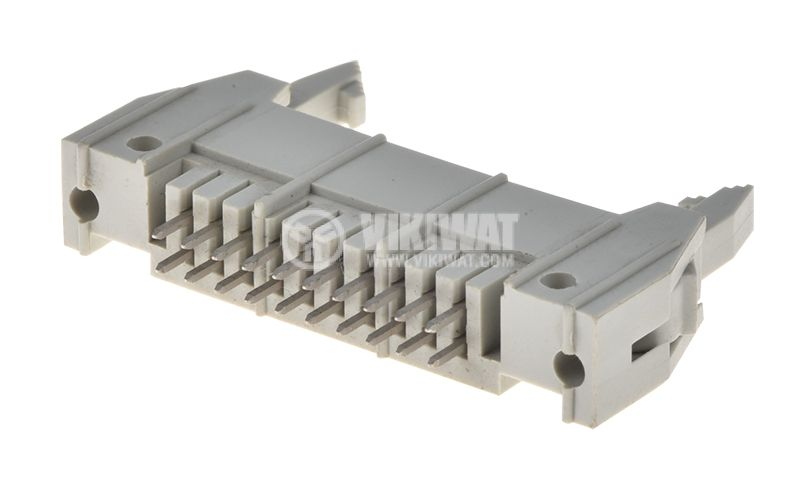 Connector rack, IDC, 2х10 pins - 1