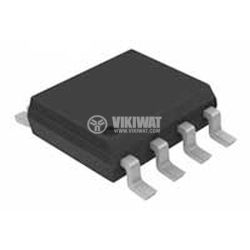 Интегрална схема LM393D, двоен компаратор, SO8