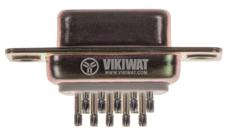 VGA Connector, 15pins, F - 2