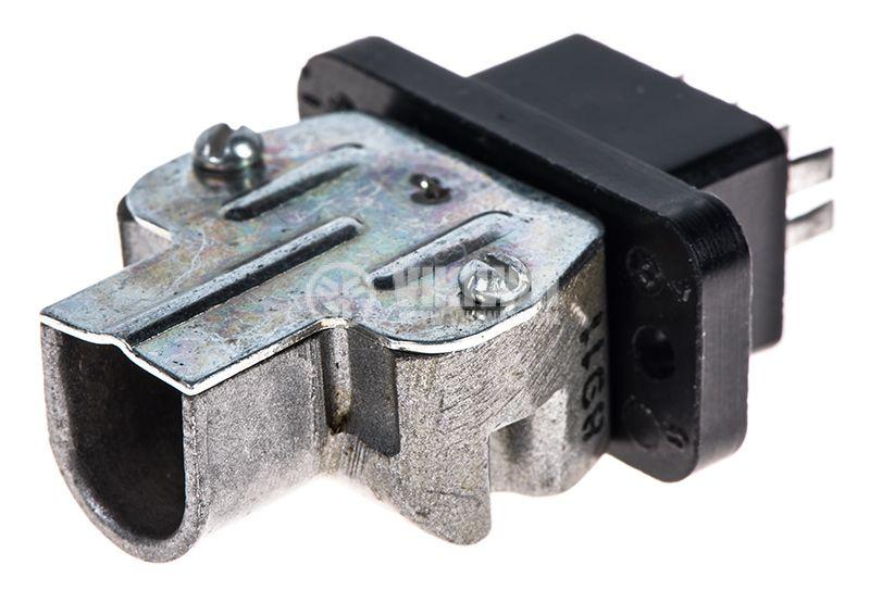 Комплект съединител, 8 пина, 3A, 400VAC - 2