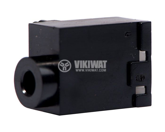 Конектор, 3.5mm, стерео, F - 3