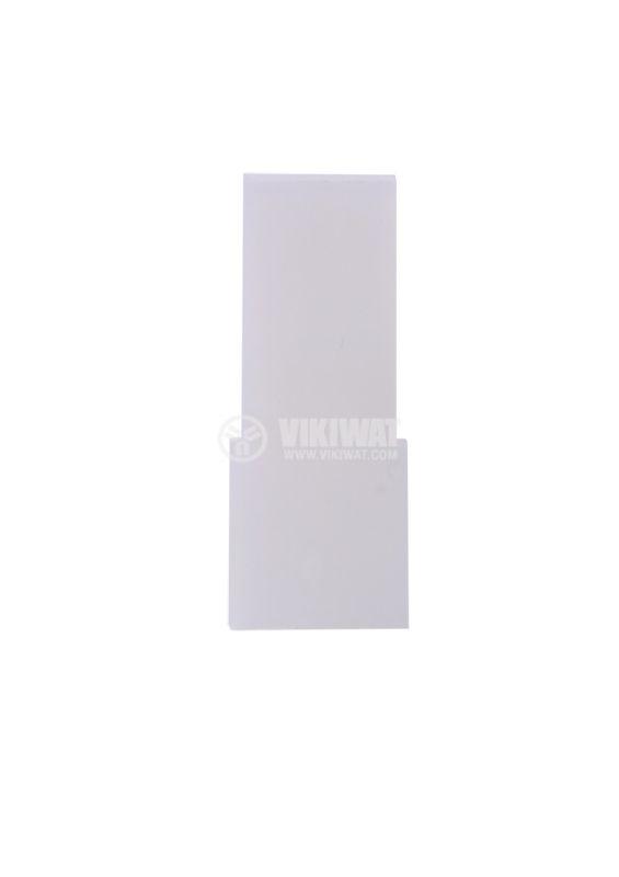 Съединител, букса за контактен накрайник 6.3 mm, женски, CYK 101D - 2
