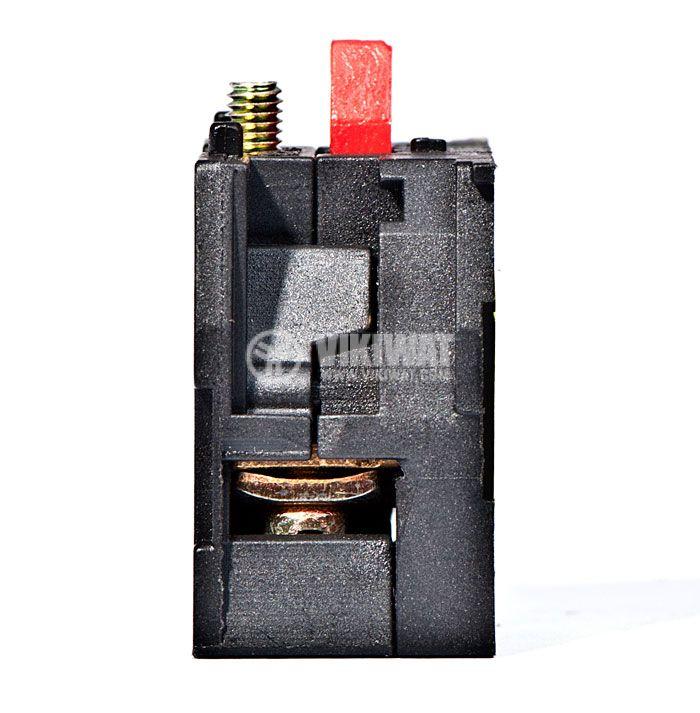 Contact block LAY5-BE102 10A/400VAC SPST-NC - 3