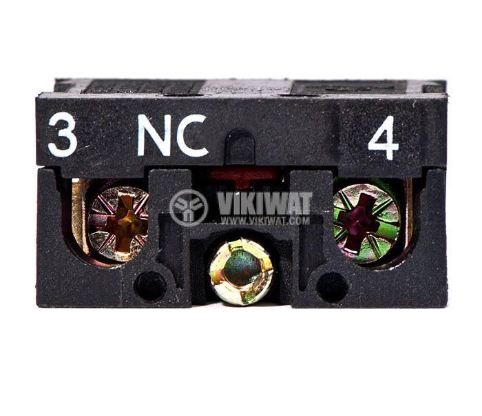 Контактен блок LAY5-BE102 10A/400VAC SPST-NC - 5