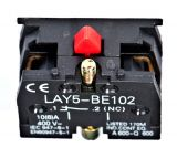 Контактен блок LAY5-BE102 10A/400VAC SPST-NC - 2