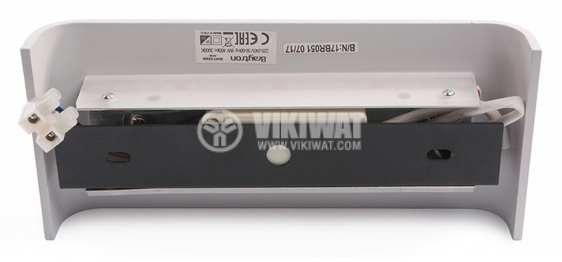 LED lighting fixture BH07-03200, 8W, 220VAC, 3000K, warm white - 5