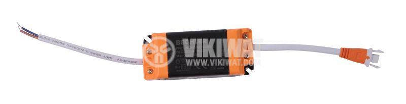 LED power supply 36 - 53VDC, 280mA, 15W