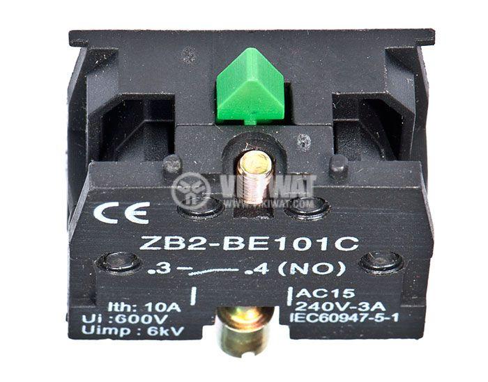 Контактен блок LAY5-BE101 10A/400VAC SPST-NO - 4