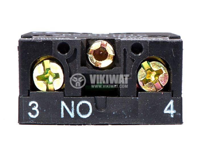Контактен блок LAY5-BE101 10A/400VAC SPST-NO - 7