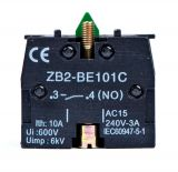 Контактен блок LAY5-BE101 10A/400VAC SPST-NO
