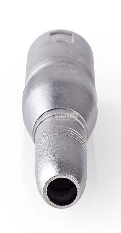Букса XLR - 6.3mm - 4