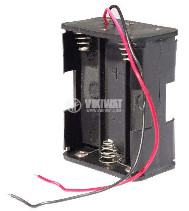 Държач за батерии, AAx6 - 2