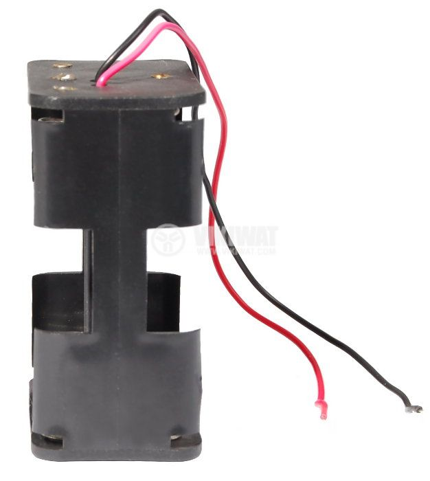 Държач за батерии, AAx6 - 3