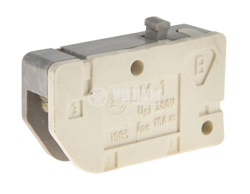 Microswitch  LM-1, 16А, 380VAC, NO/NC - 1