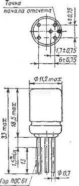 Реле РЭC15 с бобина 24V - 3