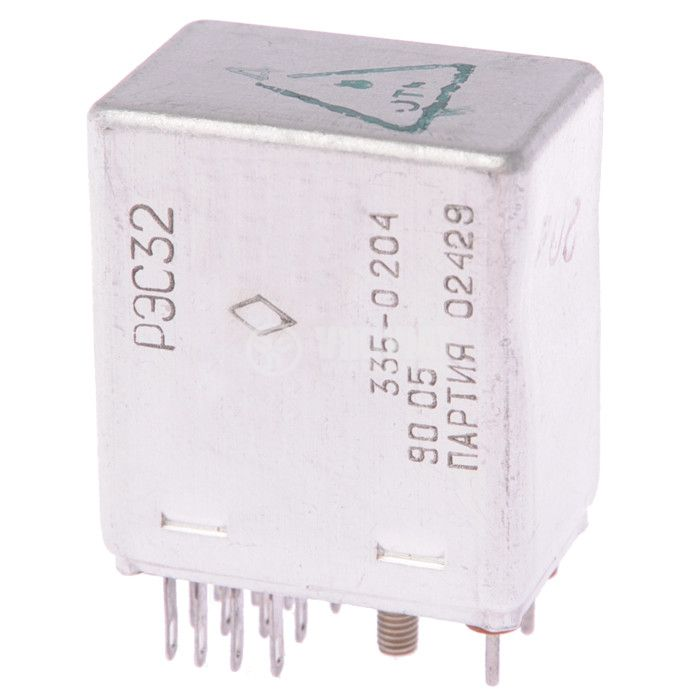 Electromechanical Relay RES32, coil 24VDC, 24VDC, 4NO+4NC - 1