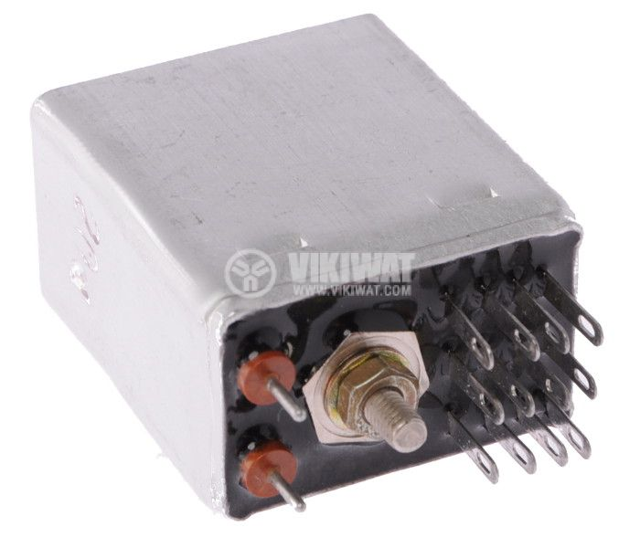 Electromechanical Relay RES32, coil 24VDC, 24VDC, 4NO+4NC - 2