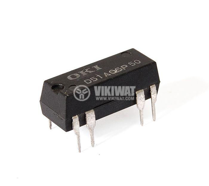 Реле електромагнитно D51A05P с бобина 5V