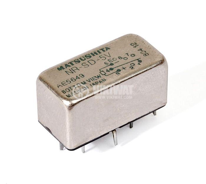 Реле електромагнитно NR-SD-5V-AE5649 - 1