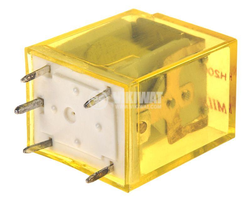 Реле 250V 10A SPDT-NO+NC - 3