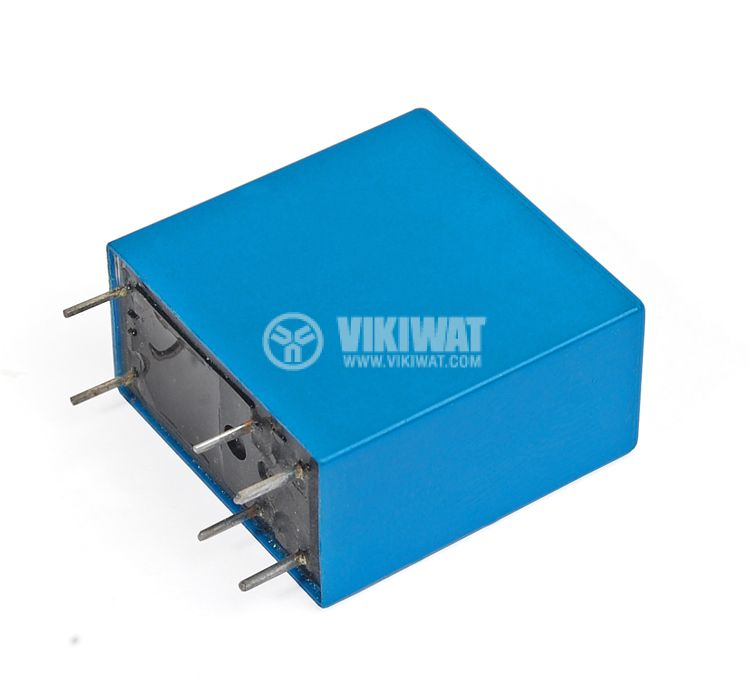 Electromеchanical Relay universal, DEGCST-SS-2120DMS, coil 12VDC 125VAC/3A DPST - 2NO - 2