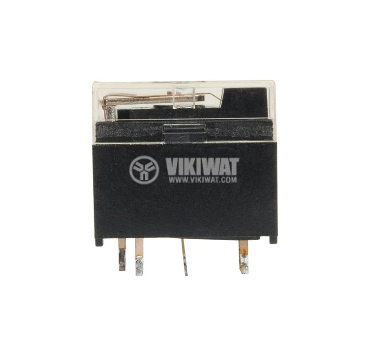Реле електромагнитно, G4C-112P-V-M, 12 VDC, 250 VAC/5 A SPDT NO+NC - 2