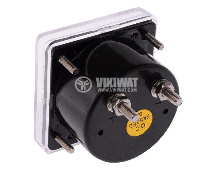 Волтметър 300V директен 50X5 - 2