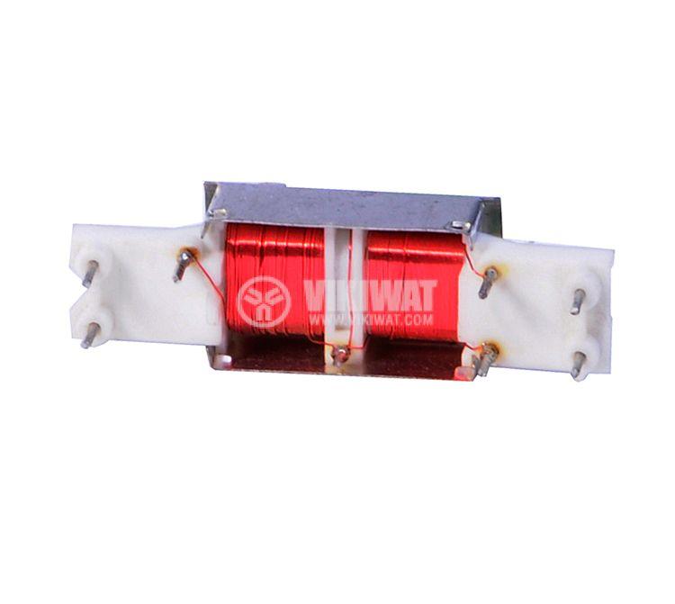 Реле електромагнитно PMK 12VDC с бобина 12V