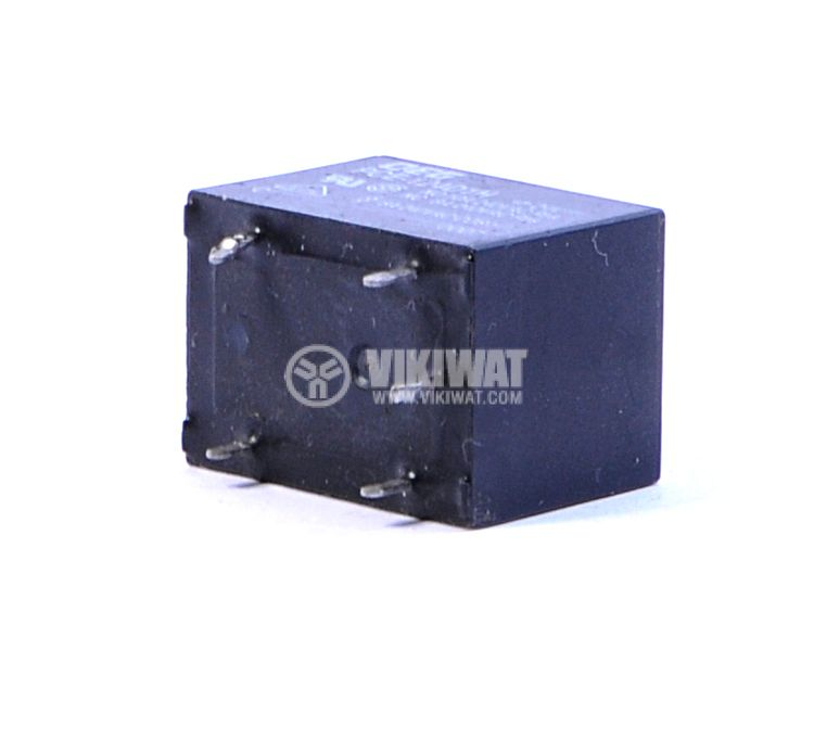 Реле електромагнитно PCE-124D1H, бобина 24VDC, 240VAC/10A, SPDT-NO+NC - 3