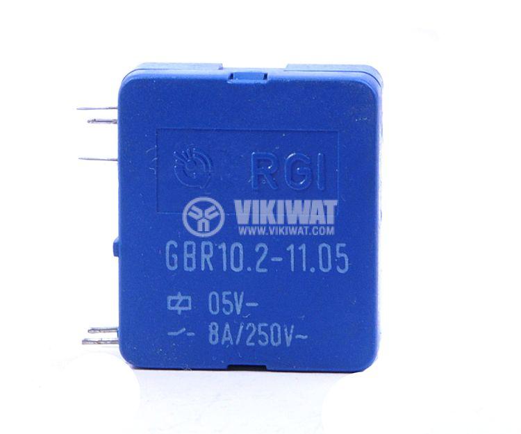 Реле електромагнитно GBR10.2-1105 - 1