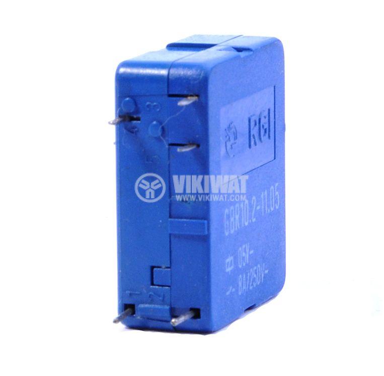Реле GBR10.2-1105 с бобина 5V - 2