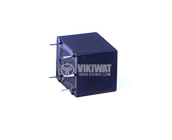 Реле електромагнитно, NT73-2C-15, 6VDC 125VAC/15A  SPDT-NO+NC - 3