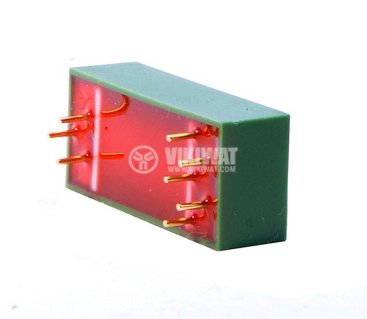 Реле електромагнитно, CSTS B300 45, 6VDC 250VAC/0.5A 3PST-3NO - 2