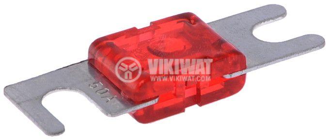 Flat Automotive Fuse, 32V, 50A