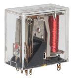 Реле електромагнитно TGL 200.3796 30.12.024, бобина 24VDC, 250VAC/3A, DPDT - 2NO+2NC