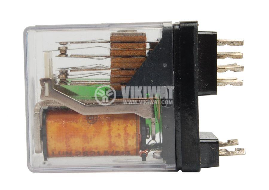 Реле, V23154, 24VDC 4NO+4NC 220VAC/3A 29x18x29 14pin - 2